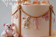 Baby cakes..