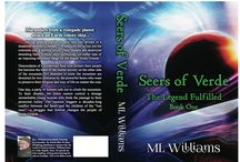 Seers of Verde: The Legend Fulfilled / My sci-fi book