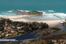 Nossa Região / Os municípios de Imbituba e Garopaba é uma das regiões mais lindas de Santa Catarina e proporcionam imagens espetaculares