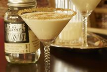 Holiday Cocktail Recipes / Warm, cold, delicious. Great cocktail #recipes from Old Forge Distillery. #holiday #moonshine