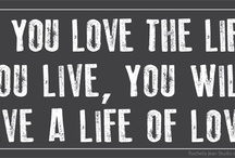 LOVE MY LIFE!!! J'aime Ma Vie =)
