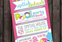 zahraa pool party