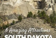 Great 8 / Greatest locations in South Dakota, The Black Hills and Rapid City!