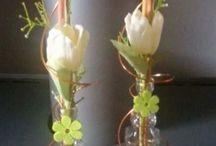 florale Deko