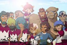 FFI teams
