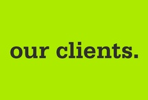 Our Clients / Their best interest is our best interest.