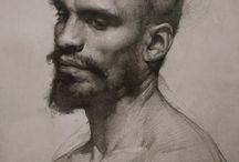 Portrette en figure