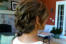 wedding hair / by Laura Lilly