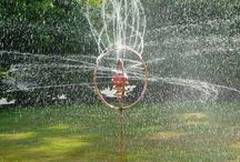 Hoppy's Garden Art / A huge selection of sprinklers is available for purchase! Visit now!  Free Shipping.