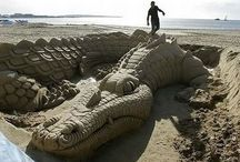 Incredible Sand art / by Monica Chesley