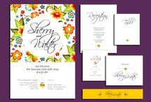 Wedding Invitation Design from $5 / Design Wedding Invitation starting from 5 bucks