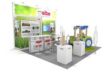 Tension Fabric Exhibition Stand Design