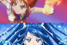 Yes pretty cure 5 /  Yes Pretty cure 5 go go ❤