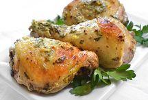 Chicken greek