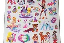 Lisa Frank Easter Basket Stuffers Party Gift Tattoos