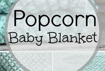 Knit Blankets/Wraps
