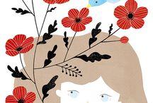 Ryoko Ichikawa Illustrations