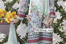 Iznik / Iznik is a fine clothing name, buy Iznik Pakistani lawn suits in USA.