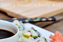 Sushi / by Nikki Little