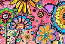 oodles of doodles:D / Doodle ideas / by Maddie Preston