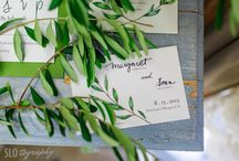Spanish Olive Branch Wedding in SLO