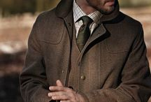 Jackets, Coats & Suits / Styles I like. / by Albert Sellas