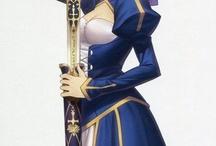 Fate Stay/Knight