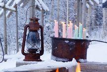 Talven ihanuuksia