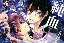 pure blood boyfriend #manga