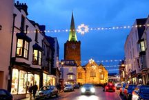 Christmas in Pembrokeshire / Photos and information about staying in Pembrokeshire at Christmas and New Year