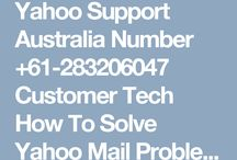 Yahoo Support Number Australia