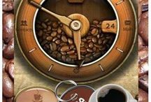 It's time for coffee and tea!