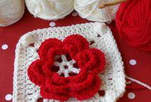 Crochet Projects - Blankets / My crochet blanket projects.