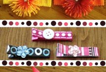 Bow making tutes and inspirations / by Rhonda Parker