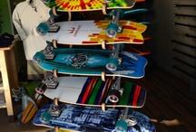 carver skateboard