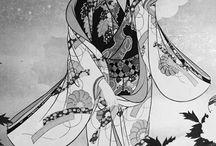 ◾️▪Japanese art▪️◾️ / My favorite japanese art!!
