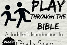 kids Bible stuff