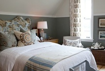 master bedroom / by Becky