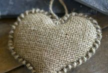 manualidades arpillera