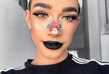make up celebrities