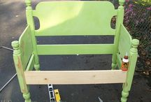 Refinished Furniture / by Katie Panter