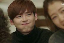 funny and cute Lee Jong Suk