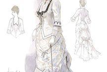 Victorian Fashion: Natural Form