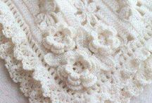 Crochet copertine / baby blankets