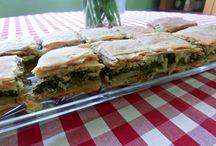 Řecká jídla / Vaření a pečení dobrot z Řecka :)