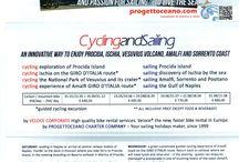 Borsa Internazionale del Turismo - Milano 2015 - Cyclingandsaling / Progettoceano è presente alla BIT di Milano 2015 per presentare CyclingandSailing un nuovo modo di fare vacanza in Campania