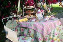 Tea Time / by Helena Arneson