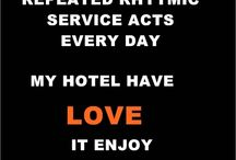 Hotel Quotes / Motivational and Inspirational quotes for the Hotel Industry