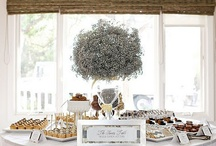 Wedding Inspiration... / Ideas... Hope I'm not giving away too much! ;) / by Amanda Forbes Mestdagh