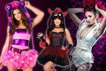 Halloween! / Some of our favorite stuff for this years crazy Halloween raves and parties